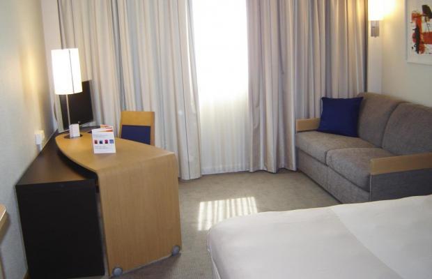 фотографии отеля Novotel Nice Arenas-Aeroport изображение №19