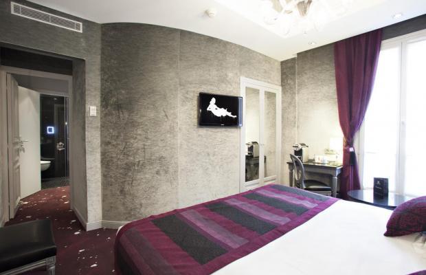 фотографии отеля Maison Albar Hotel Paris Champs-Elysees (ex. Maison Albar Champs-Elysees Mac Mahon) изображение №11