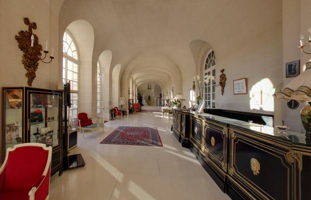 фотографии отеля Chateau D'Artigny изображение №7