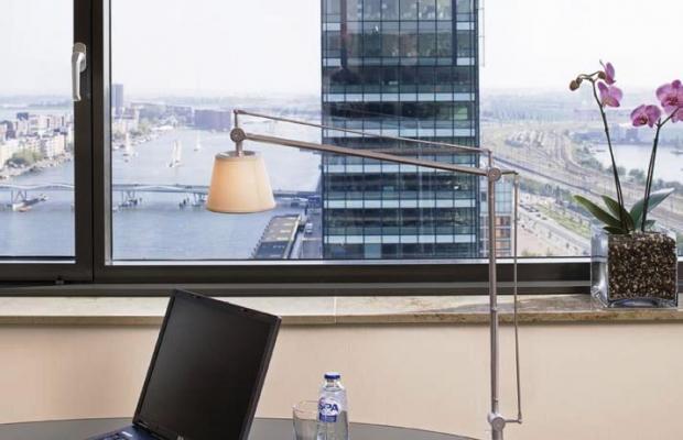фотографии Movenpick Hotel Amsterdam City Centre изображение №36