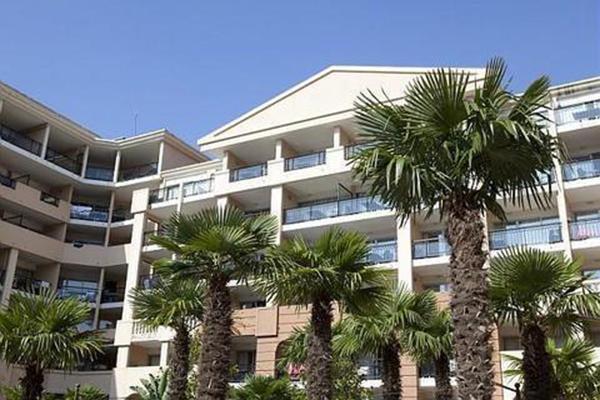 фотографии Pierre & Vacances Cannes Beach изображение №12