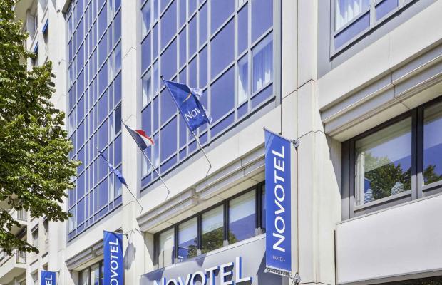 фото отеля Novotel Marseille Centre Prado (ex. Holiday Inn Marseille Avenue Du Prado) изображение №1