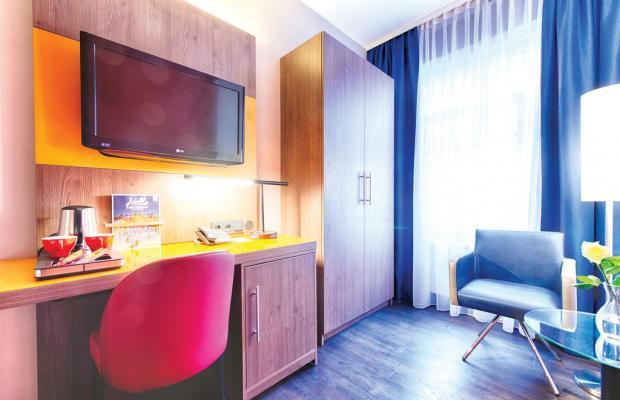 фото Leonardo Hotel Amsterdam City Center (ex. Best Western Leidse Square Hotel; Terdam) изображение №10