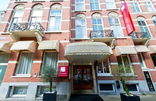 фотографии Leonardo Hotel Amsterdam City Center (ex. Best Western Leidse Square Hotel; Terdam) изображение №4