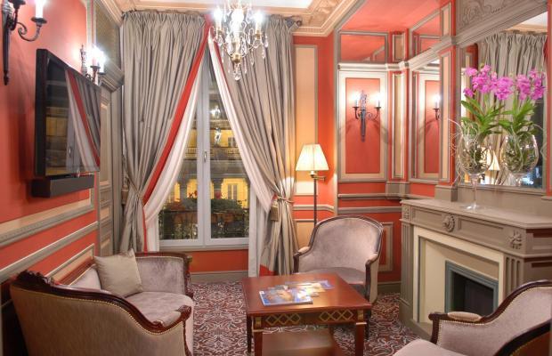 фотографии отеля Grand Hotel de Bordeaux & Spa (ex. The Regent Grand Hotel Bordeaux) изображение №31