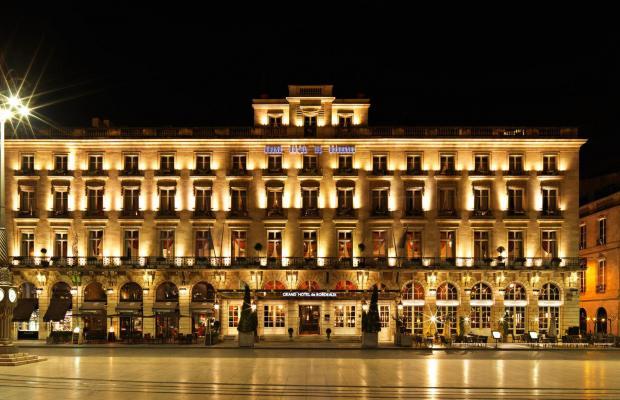 фотографии Grand Hotel de Bordeaux & Spa (ex. The Regent Grand Hotel Bordeaux) изображение №16