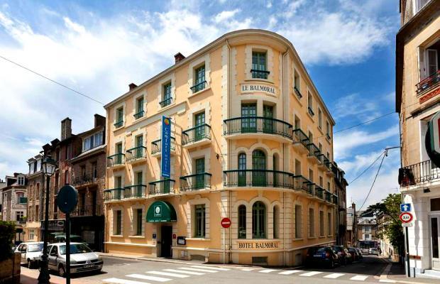 фото отеля Comfort Hotel Dinard Balmoral изображение №1