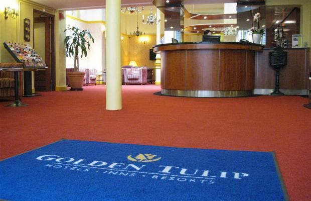 фото Tulip Inn Amsterdam Centre (ex. Terminus) изображение №2