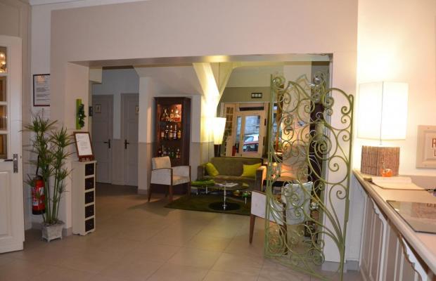 фотографии отеля Hotel Ajoncs d'Or изображение №19