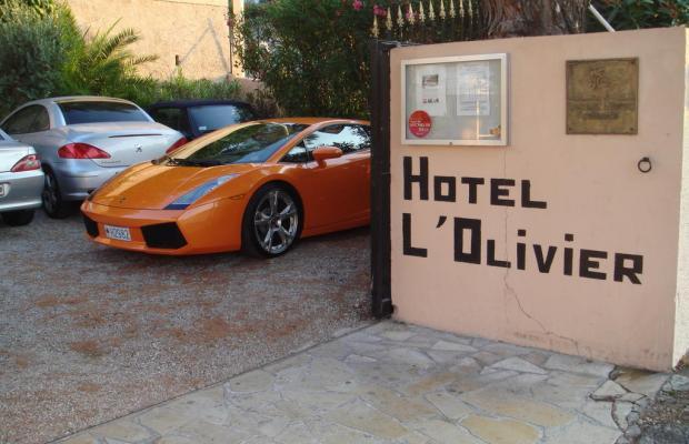 фотографии Hotel l'Olivier  изображение №20
