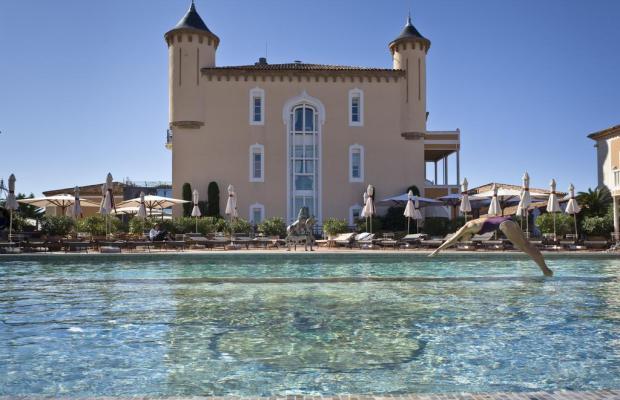 фото отеля Chateau de la Messardiere изображение №1