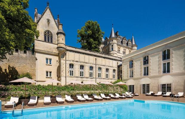 фото отеля Chateau de Mirambeau изображение №1