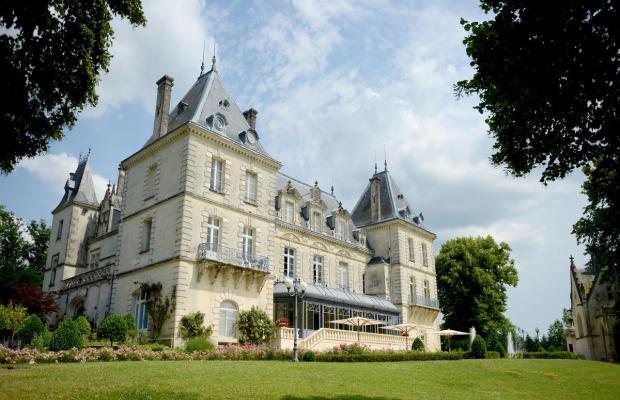 фото отеля Chateau de Mirambeau изображение №21