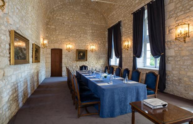 фотографии отеля Chateau de Mirambeau изображение №3