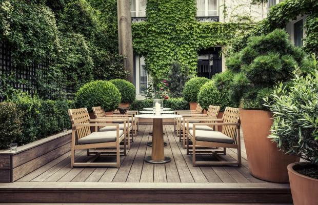 фотографии отеля Mercure Paris Champs Elysees изображение №15