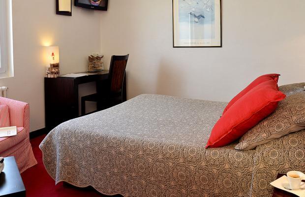 фотографии отеля Hotel de la Pointe de Cap Coz изображение №7