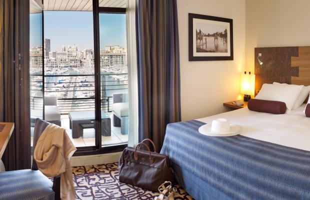 фото отеля Radisson Blu Hotel Marseille Vieux Port изображение №5