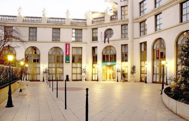 фото отеля Mercure Paris Gobelins Place d'Italie изображение №1