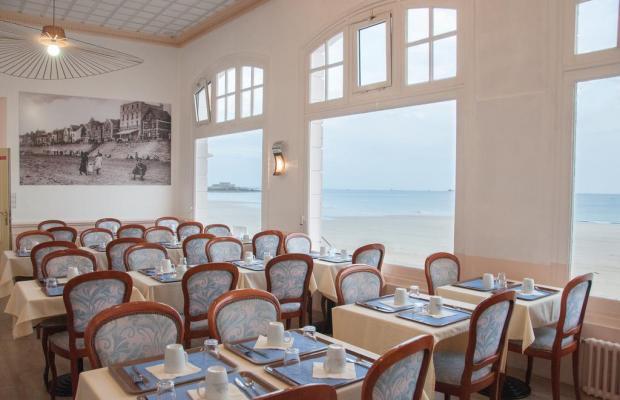 фотографии Hotel Kyriad Plage Saint-Malo  изображение №4