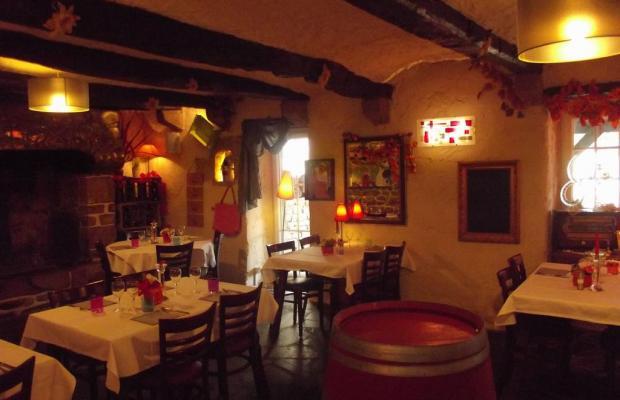 фотографии отеля Auberge de Kerveoc'h изображение №11