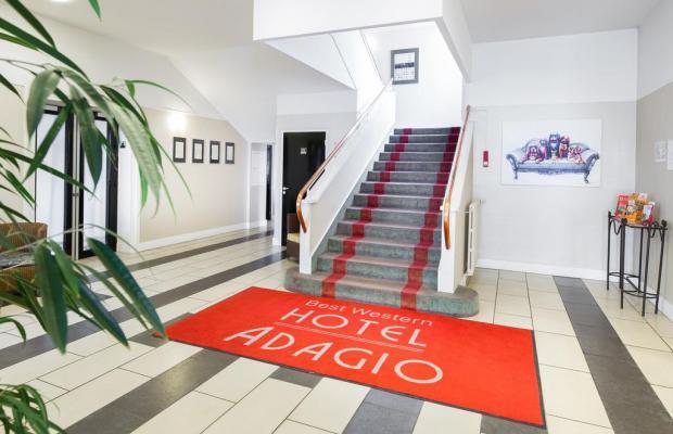 фотографии отеля Best Western Adagio изображение №27
