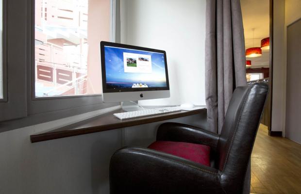 фото Inter Hotel Amarys Biarritz изображение №26
