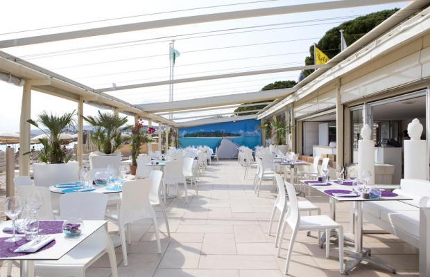 фотографии отеля Mercure Croisette Beach изображение №7