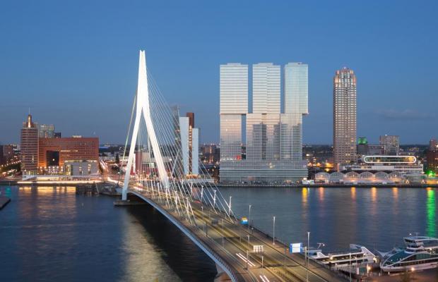 фото отеля Nhow Rotterdam изображение №1