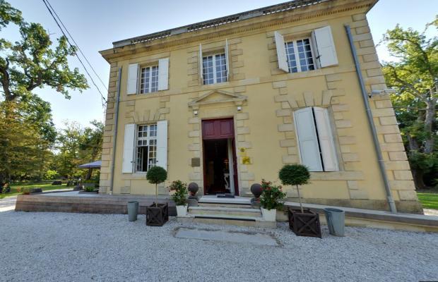 фотографии отеля Le Pavillon du Chateau Raba изображение №3