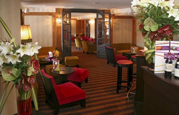 фотографии отеля Mercure Paris Terminus Nord (ex. Libertel Nord) изображение №15