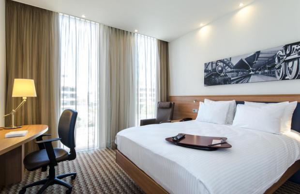 фото отеля Hampton by Hilton Hotel Amsterdam / Arena Boulevard изображение №29
