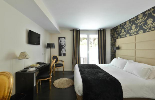 фотографии отеля La Villa Cannes Croisette изображение №19
