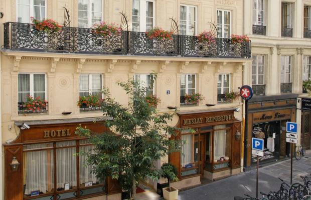 фото отеля Meslay Republique изображение №1