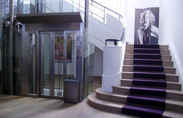 фото отеля Le Grand Hotel Strasbourg изображение №9