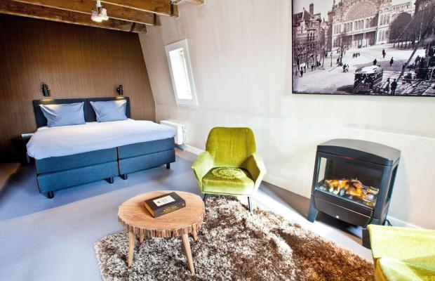 фото отеля Hotel V Frederiksplein изображение №5