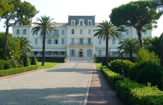 фотографии отеля Hotel Du Cap Eden Roc изображение №3