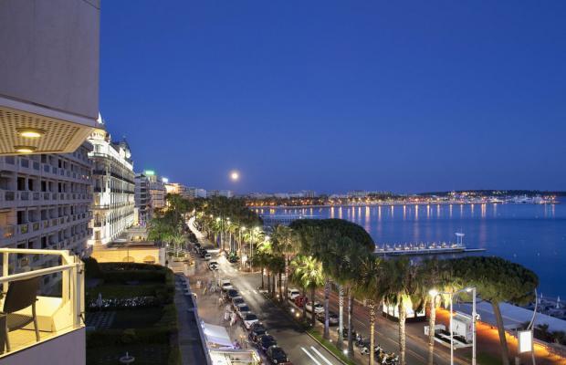 фотографии отеля JW Marriott Cannes (ех. Palais Stephanie by Sofitel) изображение №71