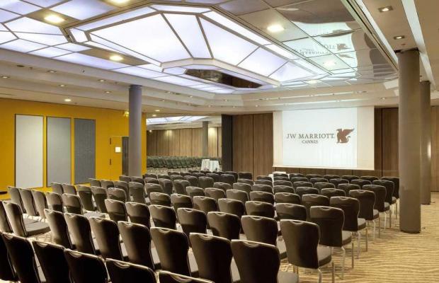 фото JW Marriott Cannes (ех. Palais Stephanie by Sofitel) изображение №26