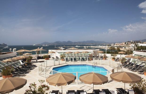 фото отеля JW Marriott Cannes (ех. Palais Stephanie by Sofitel) изображение №1