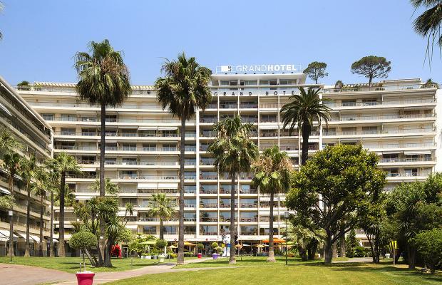 фото отеля Le Grand Hotel Cannes изображение №1