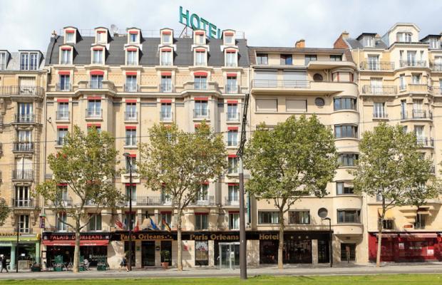 фото отеля Mercure Paris Alesia (ex. Quality Hotel Paris Orleans) изображение №1