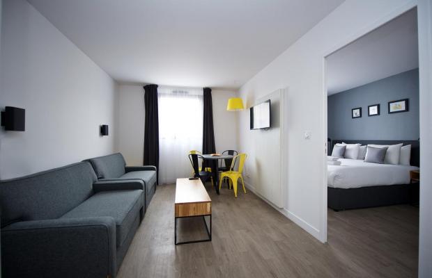фото Staycity Aparthotels Centre Vieux Port (ex. Citadines Marseille Centre) изображение №38