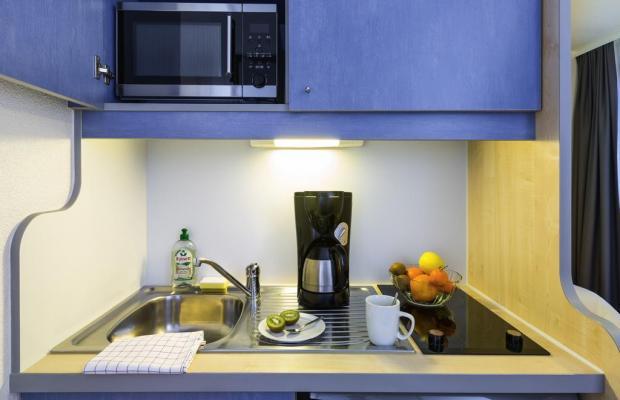 фото Adagio Access Aparthotel Rennes Centre (ex. Citea Rennes) изображение №18
