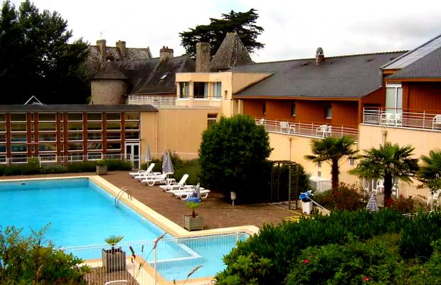 фото отеля Manoir de Kerdrean (ex. Hostellerie Abbatiale) изображение №1