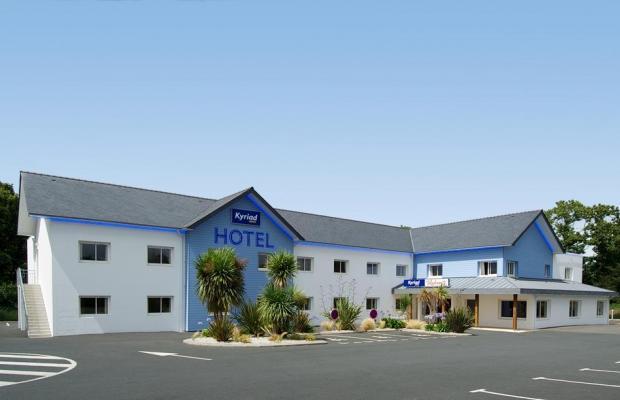 фото отеля Hotel Kyriad Quimper - Pont-l'Abbe (ex. Inter-Hotel Taledenn) изображение №17