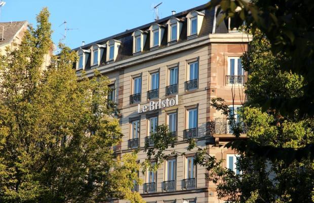фото Intel-Hotel Le Bristol Strasbourg изображение №42