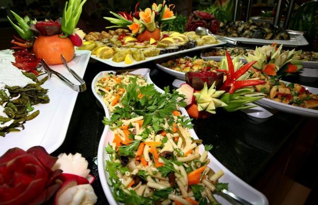 фотографии отеля Hedef Beach Resort & Spa изображение №15