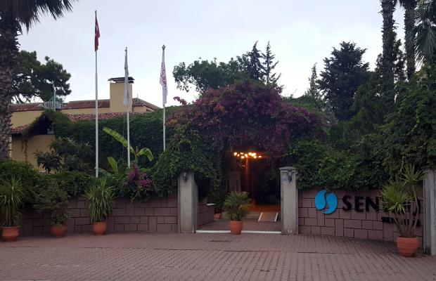 фотографии отеля Sentido Sultan Beldibi (ex. Paloma Beach Beldibi) изображение №11