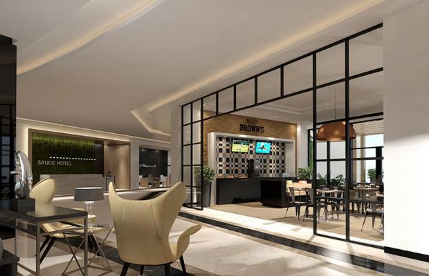 фото Double Tree By Hilton Kemer (ex. Sauce Hotel Kemer; The Maxim Resort) изображение №10