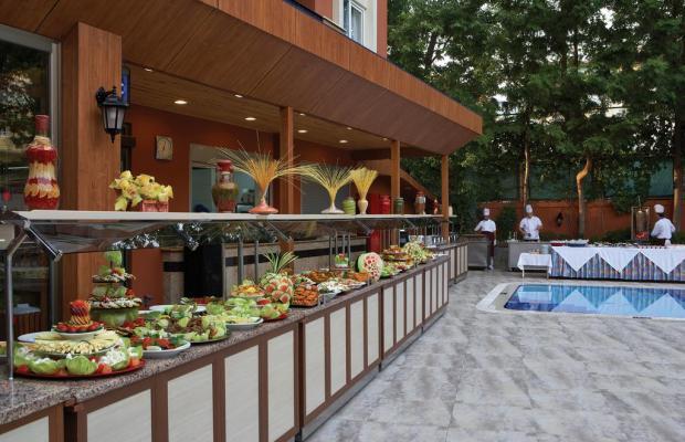 фото отеля Flower Garden Apart Otel изображение №13